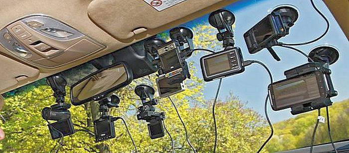 какая фирма видеорегистраторов лучше