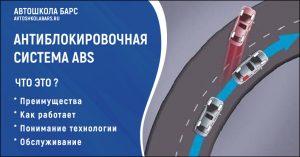 АБС на автомобиле