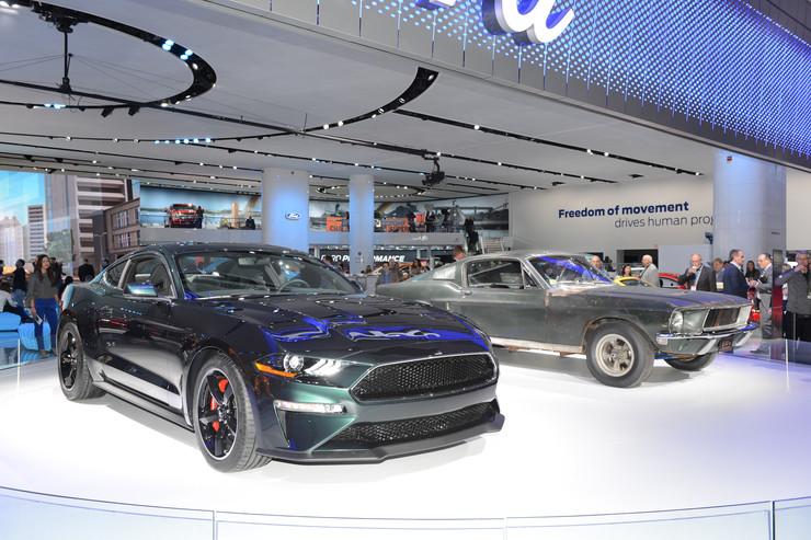 Автосалон в Детройте - новости и премьеры