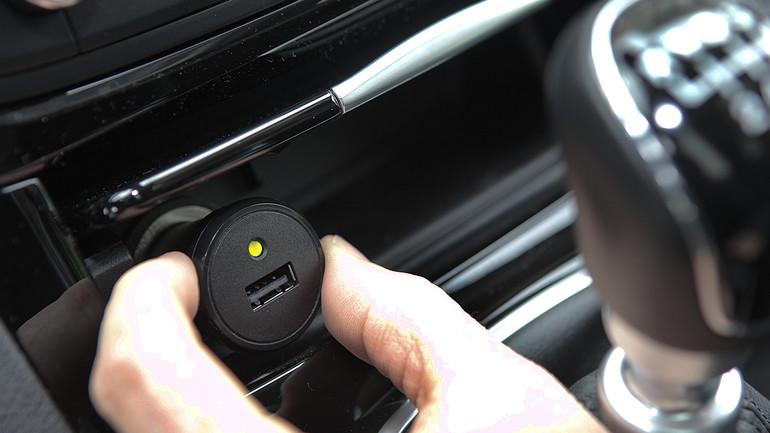 Универсальный eCall для автомобиля.