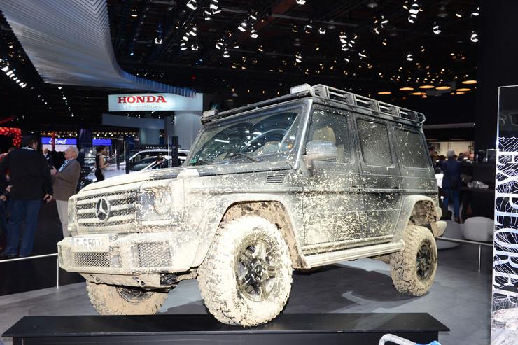 G-класс Mercedes