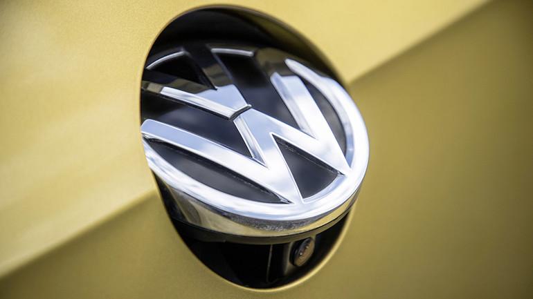 Volkswagen Golf № 8 на горизонте