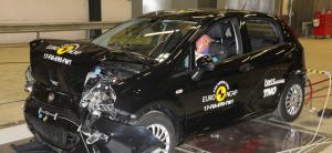 краш-тесты Euro NCAP