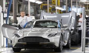 Aston Martin и McLaren