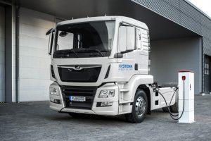 50 тонн грузовики на электричестве