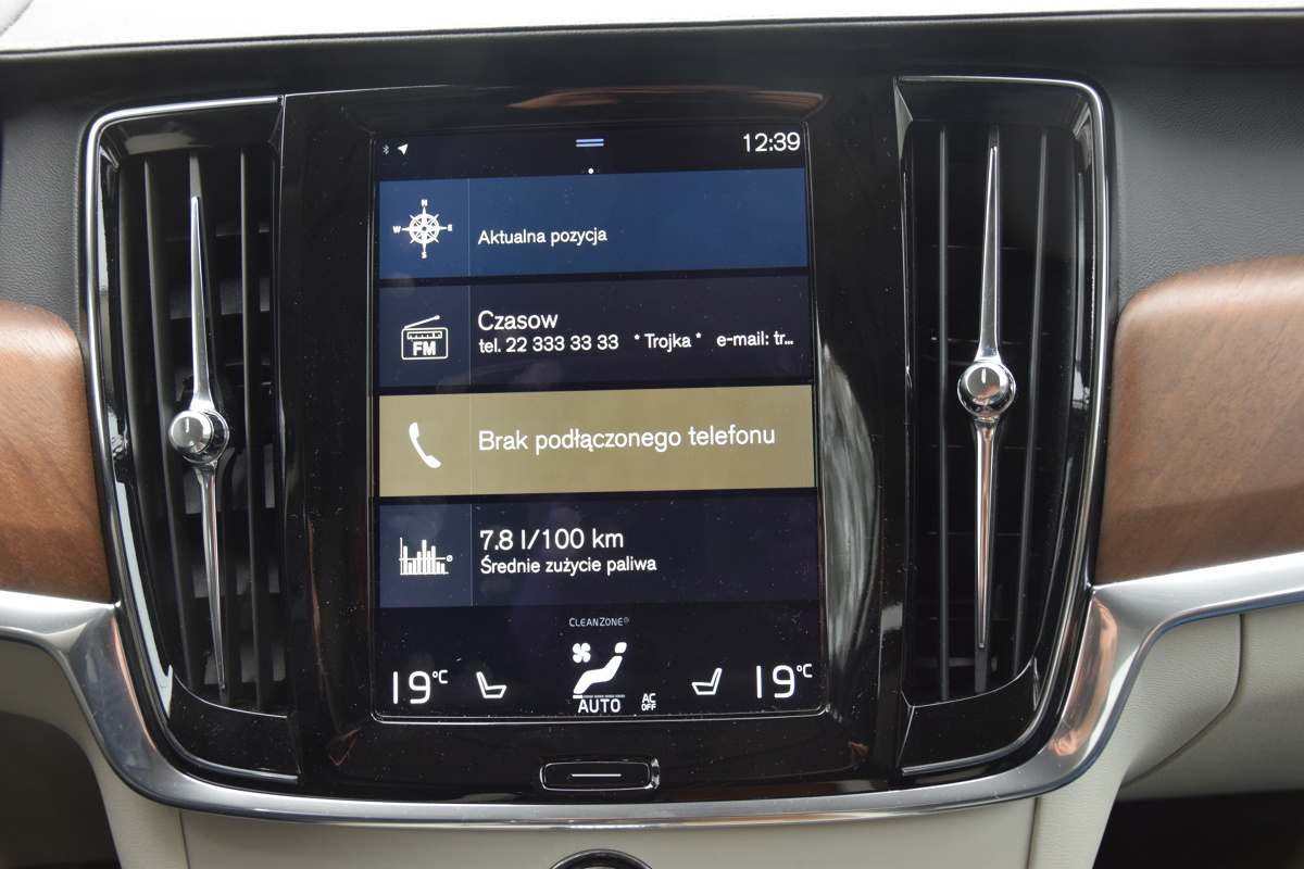 Volvo S90 2.0 D4 FWD Momentum