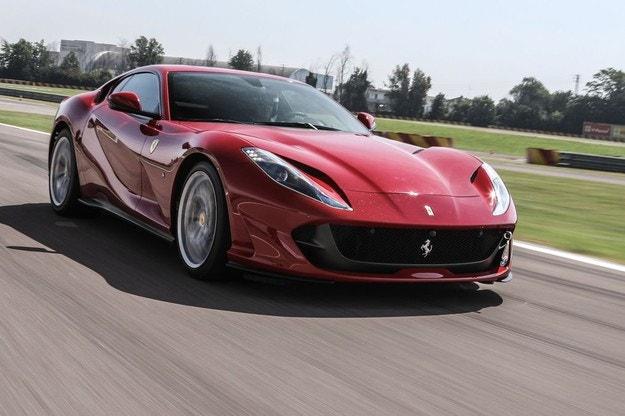 Ferrari хочет удвоить свои финансовые результаты к 2022 году