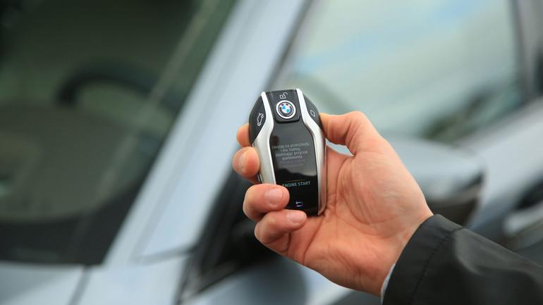 Ключи и доступ к автомобилю.