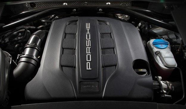 Последний Porsche на дизельном двигателе