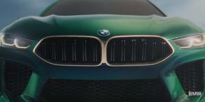 M8 Gran Coupe