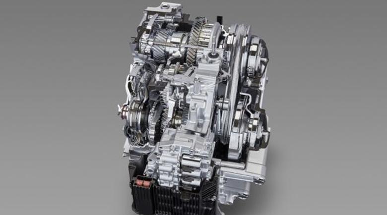 Toyota Shift-CVT