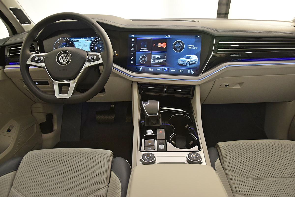 Volkswagen Tourega II