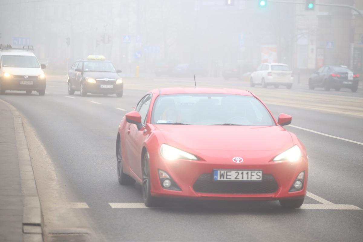 Как бороться с туманом?