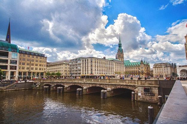 Гамбург запретил дизельные автомобили