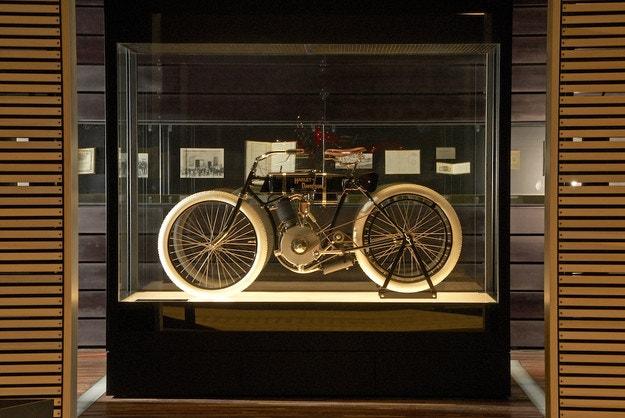Harley-Davidson Serial Number One