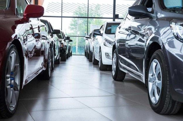 Продажи автомобилей в Европе за апрель выросли на 9%