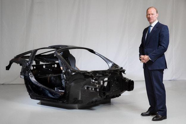 McLaren Composites