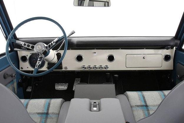 Icon 4x4 Ford Bronco