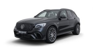 Brabus дал Mercedes-Benz GLC 600 л.с.