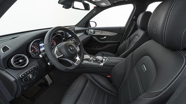Brabus дал Mercedes-Benz GLC 600 л.с.