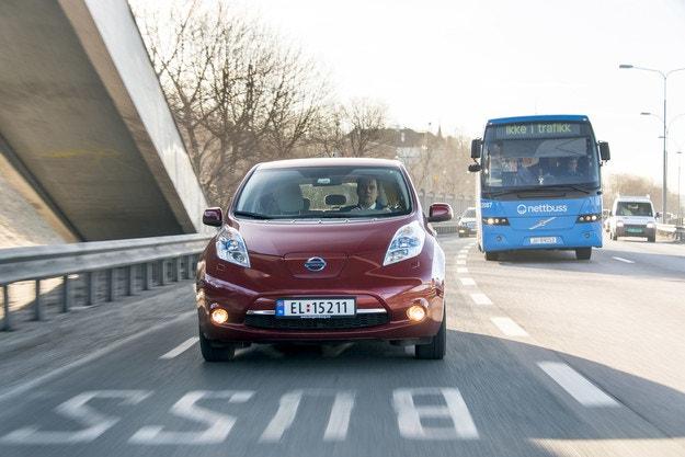 Количество электромобилей в Европе превысило 1 миллион