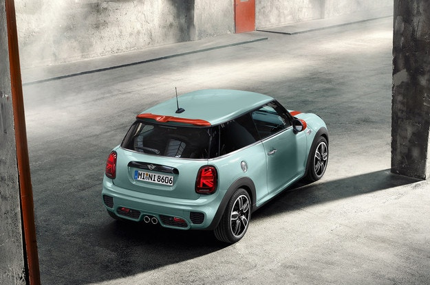 Mini Cooper S Delaney Edition
