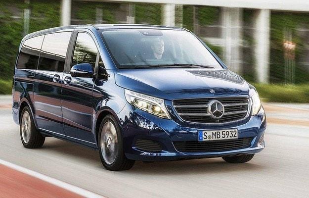В Швейцарии запретили модели Mercedes и Porce