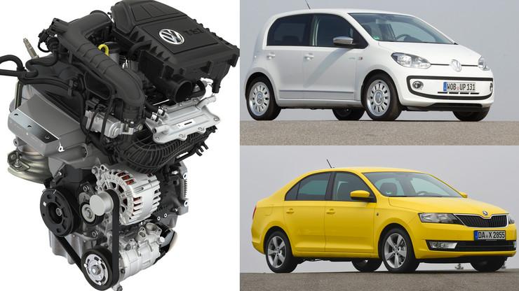 Группа VW 1.0 MPi / TSI (EA211)