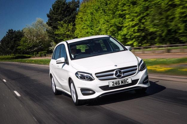 Mercedes-Benz объявил о премьере минивэна B-класса