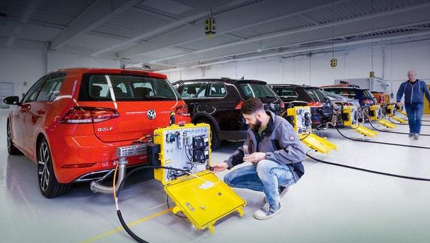 Новые стандарты WLTP создают проблемы для VW