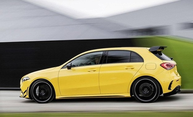 Новый Mercedes-AMG A35 4Matic