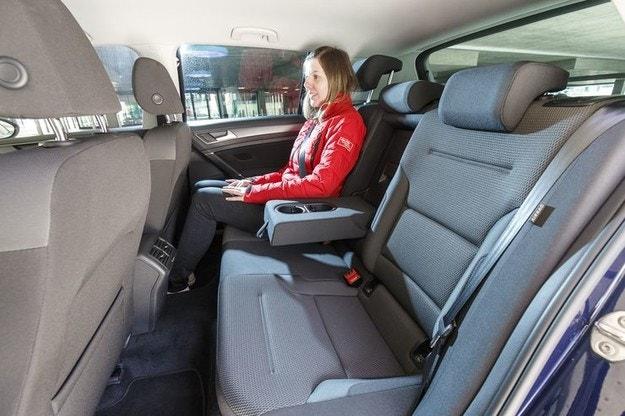 Opel Astra 1.4 CNG, VW Golf 1.4 TGI