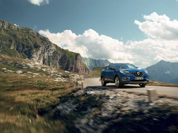 Все о новом Renault Kadzhar