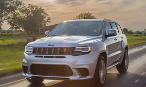 Jeep Grand Cherokee Trackhawk мощностью 1200 л.с.