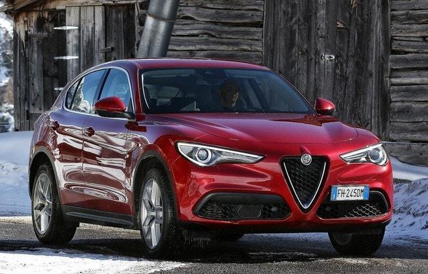 Alfa Romeo строит семиместный кроссовер