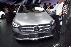Paris 2018. Mercedes Class B