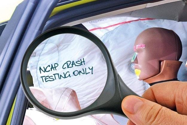 Euro NCAP подозревает производителей