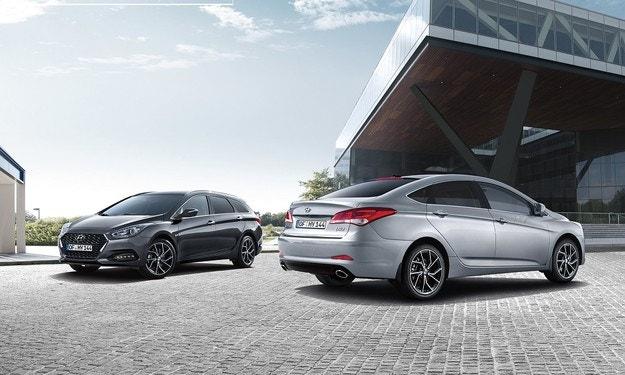 Обновили семейство Hyundai i40 для Европы