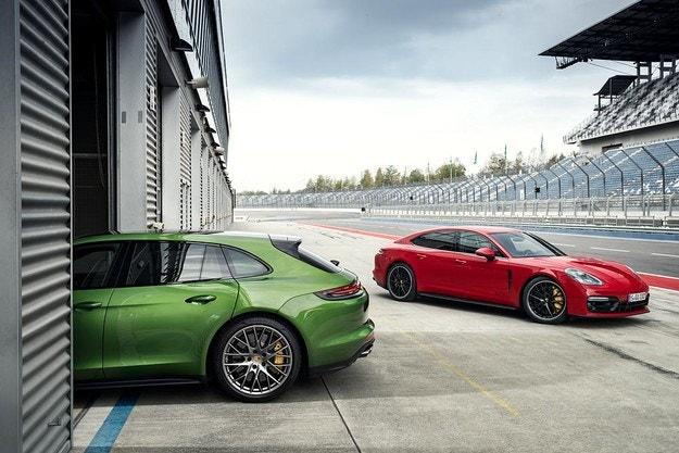 Porsche представила модификацию GTS в семействе Panamera