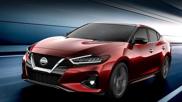 В Лос-Анджелесе покажут обновленный Nissan Maxima