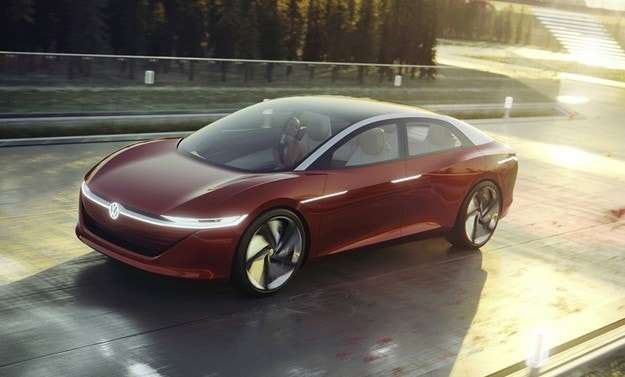 Шанхай станет первой фабрикой VW для MEB