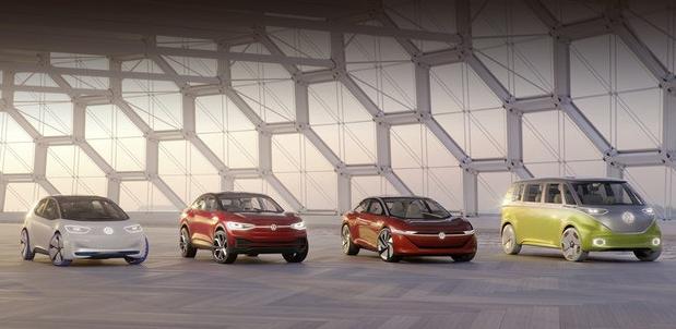 Volkswagen Group представила стратегические планы