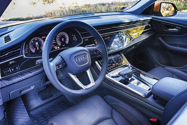 Audi Q8: Новый класс