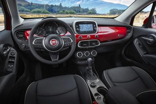 Fiat 500X для США отличается от европейского