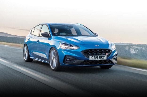 Ford представит новый Focus ST в начале 2019