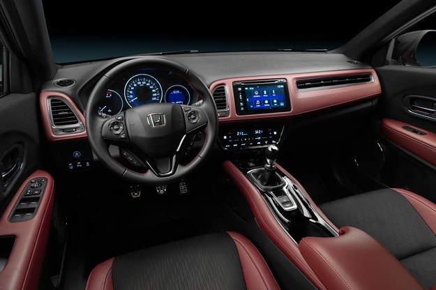 Honda HR-V Sport с двигателем 1,5 VTEC TURBO