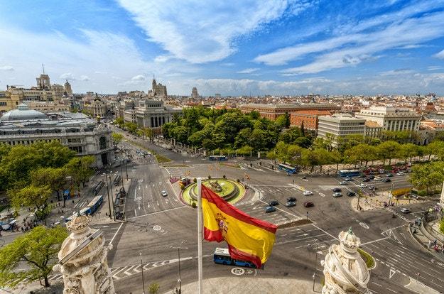В Испании могут запретить дизельные автомобили