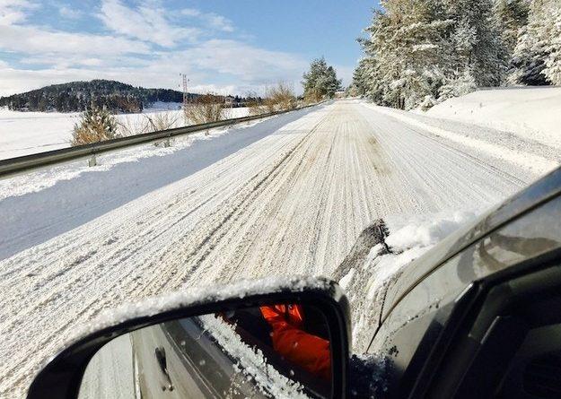 Где в Европе зимние шины являются обязательными