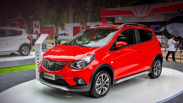 Как Opel Karl Rocks превратился в VinFast Fadil