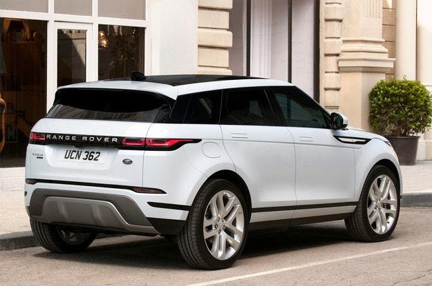 Range Rover представил новое поколение Evoiaw